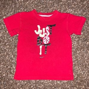 Toddler boy Nike t-shirt